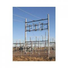 Microwave and Substation Structure