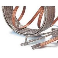 Copper Earth Bonds Tinned Braided