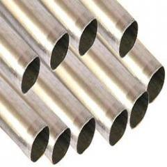 MS oval tubes