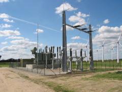 Transformer substations