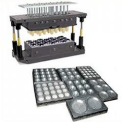 Vacuum & Thermoforming Moulds