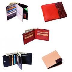 Fine Leather Gents Wallets