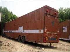 Simple Truck Body