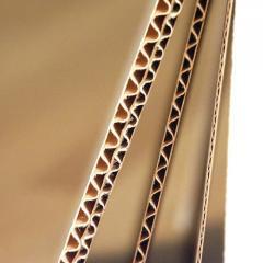 Corrugated Rolls in B, C, E & F Flutes