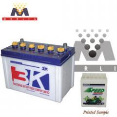 Battery Inks
