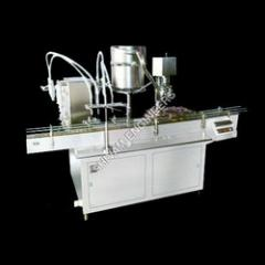 Automatic Bottle Filling & ROPP Capping