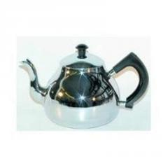 Chrome/Silver Plated Teapot