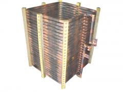Inductor for induction furnace