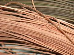 Ferrous metals wire