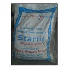Lead Sub Oxide or Grey Oxide