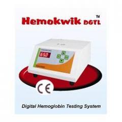 Hemokwik DGTL- Digital Hemoglobin Testing System