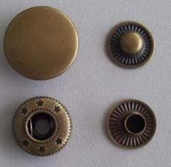 Brass Snap Buttons