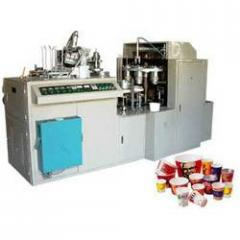 Paper Cup Making Machines
