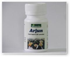 Arjun (Heart Health & Bp Controller)