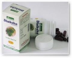 Diabsha (Antidiabetic) With Moringa Miracle