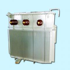 Earthing transformers Oil Cooled