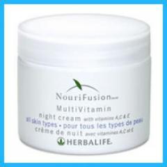 Herbalife Nourifusion Night Cream