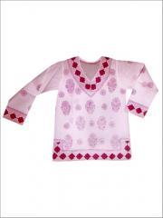 Girl's Cotton Kurta