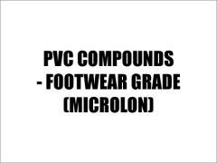 PVC Compounds - Footwear Grade (Microlon)