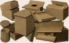 Corrugated Boxes & Sheets