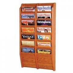 Wooden Office Racks