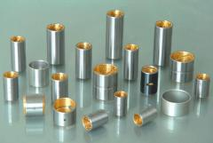 Bushings, metal particles