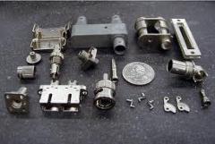 Zinc Die Casted Component