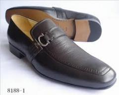 Leather Footwear For Men