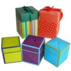 Multicolor Printed Corrugated Boxes