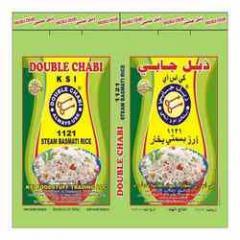 Basmati Rice (Double Chabi Steam)