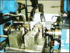 Hydraulic Facing And Centering Machine
