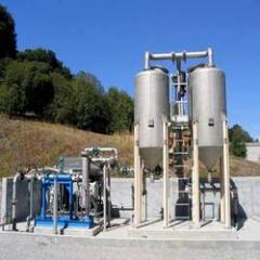 Biogas (Fertilizer) Plants