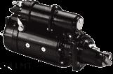 Delco Remy 41MT Heavy Duty Starter