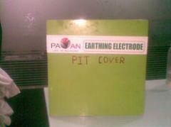 Earthling Pit Cover