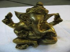 Brass Metal Idols