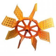 Aqua Long Arm Aerator Wheel( For Aqua culture)