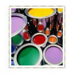 Automotive And Industrial Paints