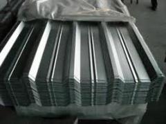 Aluminium Corrugated Sheets