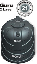 Fusion Two Layer Blow Molded Water Tank