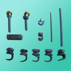 Spinal Implants And Instruments