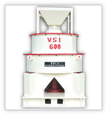 Vartical Shaft Impactors