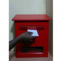 Polymer Post Box