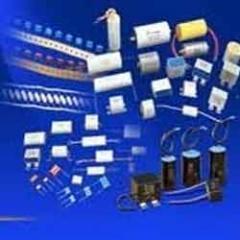 Capacitors (Polarized & Non-Polarized)
