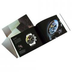 Catalogs and brochures printing and designing