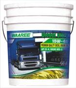 Waaree Diesel Ultra 15W 40 -CI 4