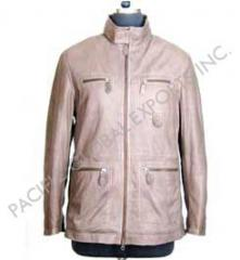 Mens Leather Wear