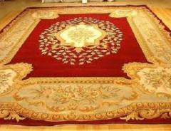 Handmade Plain Carpets