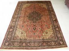 Carpet Made of Silk