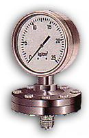 Shaffer's Diaphragm Pressure & Vacuum Gauges