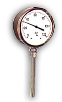 Bimetallic Temperature Gauges